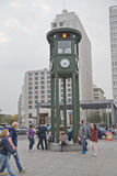 Berlin, Potsdamer Platz Stock Photos