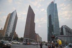 Berlin, Potsdamer Platz Stock Image
