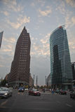 Berlin, Potsdamer Platz Stock Photo