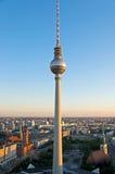 berlin powietrzny wizerunek fotografia stock