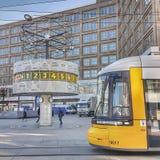 Berlin-Quadrat stockfotos