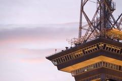 Berlin Radio Tower Stock Photo