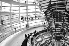 Berlin, Reichstag Royalty Free Stock Image
