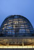 Berlin Reichstag Stock Photography