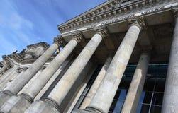 Berlin Reichstag Stock Foto