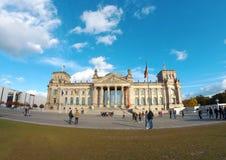 Berlin Reichstag building editorial Stock Photos