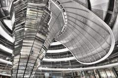 Berlin Reichstag Done fotos de archivo