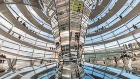 Berlin Reichstag Time Lapse almacen de metraje de vídeo