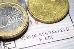 Berlin-Reise Stockfotografie