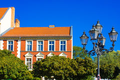 Berlin residential area Stock Images