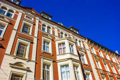 Berlin residential area Stock Image