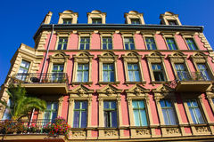 Berlin Historic Apartment House Royalty Free Stock Images