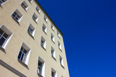 Berlin Residential District Royalty Free Stock Image