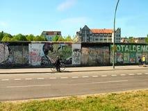 berlin resztek ściana Obraz Royalty Free