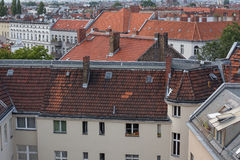 Berlin rooftop views Stock Photography