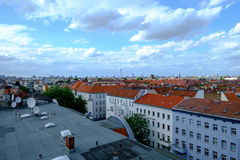 Berlin Rooftops lizenzfreie stockbilder