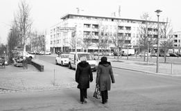 Berlin-Rudow Royalty Free Stock Photo