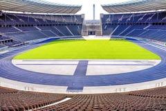 Berlin& x27; s奥林匹亚体育场 免版税库存图片