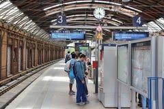 Berlin S-Bahn stock image