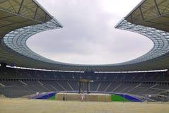 Berlin's Olympia Stadium Royalty Free Stock Images