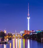 Berlin Scene Royalty Free Stock Images