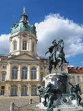 Berlin Schloss Charlottenburg Palace Germany Stock Photos