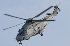 BERLIN - 11. SEPTEMBER: Militärhubschrauber NH Industrien NH90 NFH (Mrz Lizenzfreie Stockfotografie