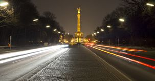 Berlin Siegessäule Lizenzfreie Stockbilder