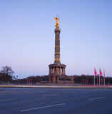 Berlin Siegessauele (Victory Column) Stock Images