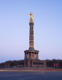 Berlin Siegessauele (Victory Column) Royalty Free Stock Images