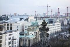 Berlin Skyline Royalty Free Stock Photos