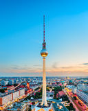 Berlin Skyline Stock Images