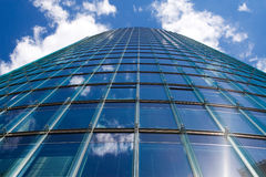 berlin skyskrapa Fotografering för Bildbyråer