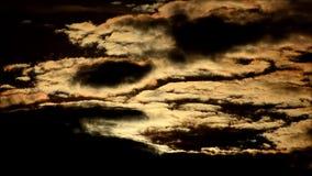 Berlin-Sommerwolken, Deutschland stock footage