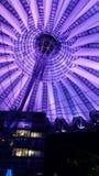 Berlin Sony center Royalty Free Stock Image