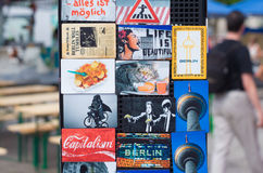 Berlin souvenirs Stock Photo