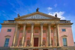 Berlin Staatsoper Opera building Germany. Berlin Staatsoper Opera building in Germany Royalty Free Stock Photo