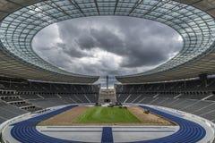 Berlin stadium Stock Image