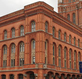 Berlin stadshus Royaltyfria Foton