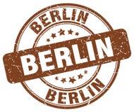 Berlin Stamp Vector Illustratie