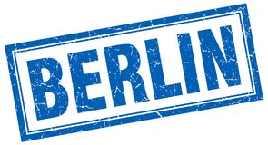 Berlin Stamp illustration de vecteur