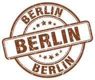 Berlin stamp. Berlin round grunge stamp isolated on white background. Berlin