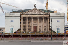 Berlin State Opera Royalty Free Stock Image