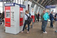 Berlin-Station Lizenzfreie Stockfotografie