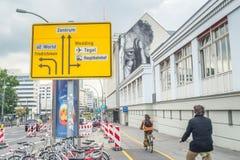Berlin street Stock Photos