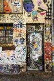 Berlin Streetart Stock Foto