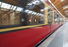 Berlin Subway Stock Photography