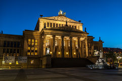 Berlin Symphony Orchestra imagem de stock