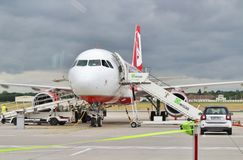 Berlin Tegel Airport Photos stock