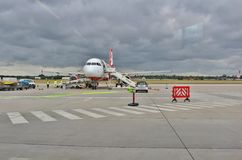 Berlin Tegel Airport Image libre de droits